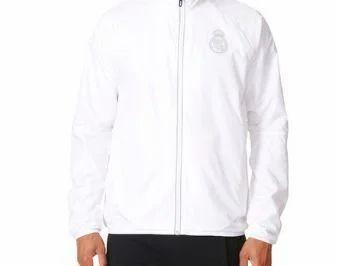 6325f4ff3 Mens Adidas Football Real Madrid St Woven Jacket