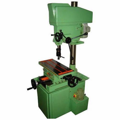 40mm Drilling Cum Milling Machine, Gang Drilling Machine, Milling And Drilling  Machine, Milling & Drilling Machine, Stand Drill Machine, मिलिंग सह  ड्रिलिंग मशीन in Chitra, Bhavnagar , Maan Technoplus | ID: 13403191655