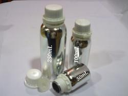Silver And Golden Anodized Aluminum Bottles, Capacity: 10 Ml And 1000 Ml
