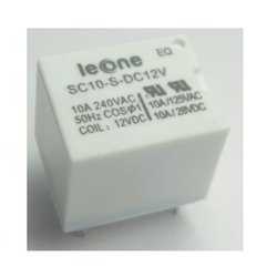 Leone PCB Power Relays SC10