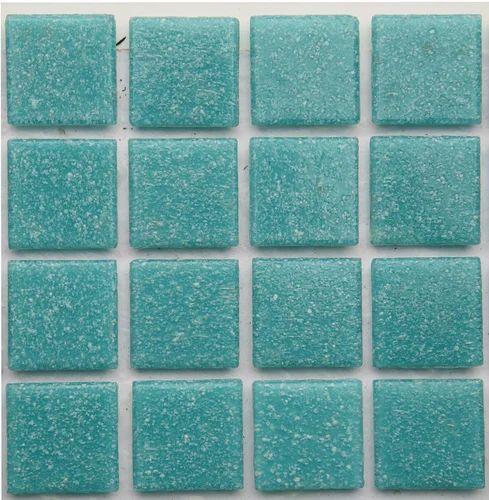 Crystal Green Mosaic Tile Sheets 4 6