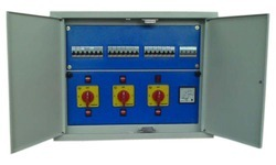 Three Phase Control Panel DB