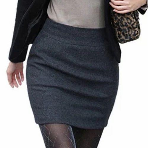 Las Office Skirt