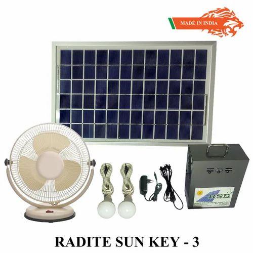 Solar Home Lighting: Solar Home Light Systems, सोलर होम लाइट सिस्टम, Home Solar