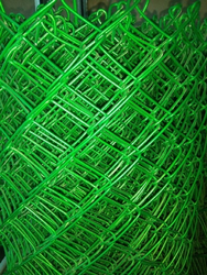 Green Fencing Nets