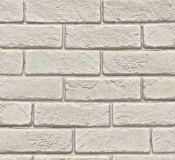White Brick Clay Tile