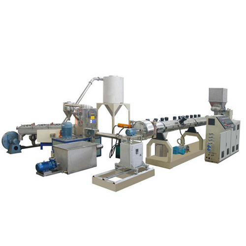 Plastic Recycling Machinery - Plastic Granules Recycling
