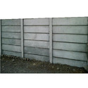 Office Building Compound Wall