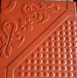 plastic tile mould 25mm