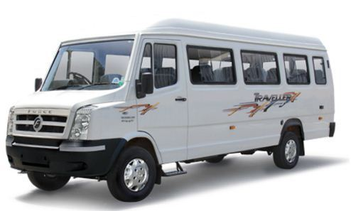 Force Traveller 3700 Passenger Vehicle, Traveller Bus