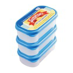 Sunrise Rectangular 3pc Set Lunch Box