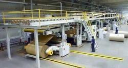Three Ply Corrugation Machine