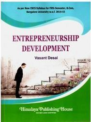 Entrepreneurship Development Book
