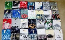 Surplus Branded Mens Cotton Garments, Size: S-XL