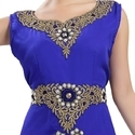 New Dubai Fustan Party Wear Gown