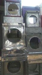 Steel Cooler Body