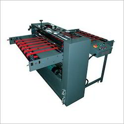 Hand Feed Roller Coating Machine