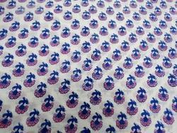 Dabu Print Cotton Fabric