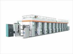 Gravure Printing Press
