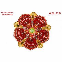 Designer Akhand Diya