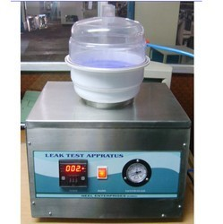 Leak Test Apparatus