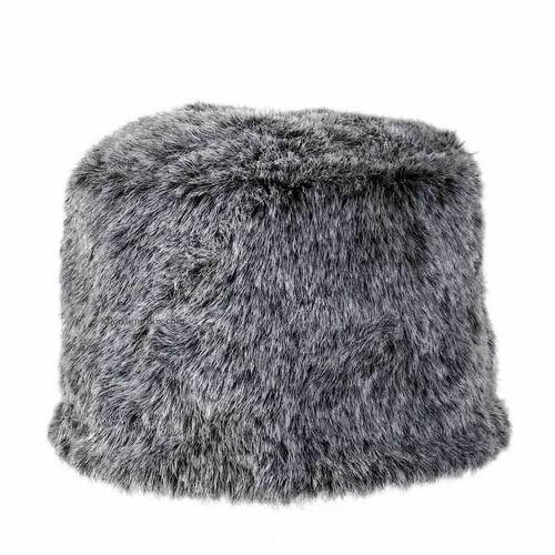 a87cad1ec68 Silver Gray Cossack Fur Cap