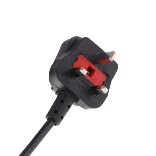 Surprising Pvc Uk Plug Cord With Built In Fuse Wire 23 36 Swg For Power Wiring 101 Nizathateforg