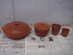 Clay Kitchenware Sets