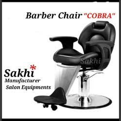 Hydraulic Barber Chair - Cobra