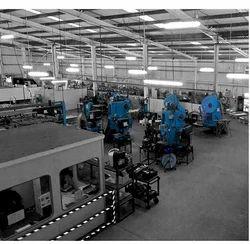Aluminum Industrial Fabrication