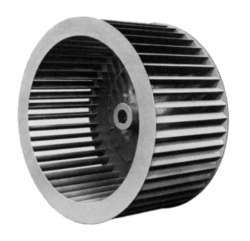 forward curved impeller
