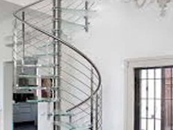 Steel Staircase Suppliers Manufacturers Amp Traders In India