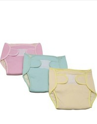 New born plastic diapers