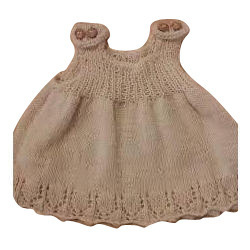 25c2a7141bae Hand Knitted Baby Dress at Rs 100  piece(s)
