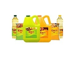 Edible Oil Sticker Label