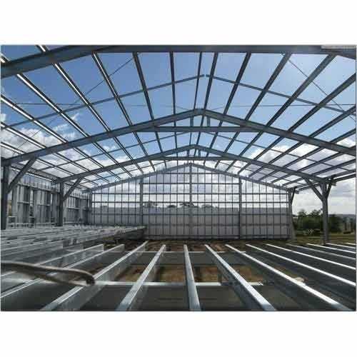 Tubular Roof Truss Raviteja Enterprises Manufacturer