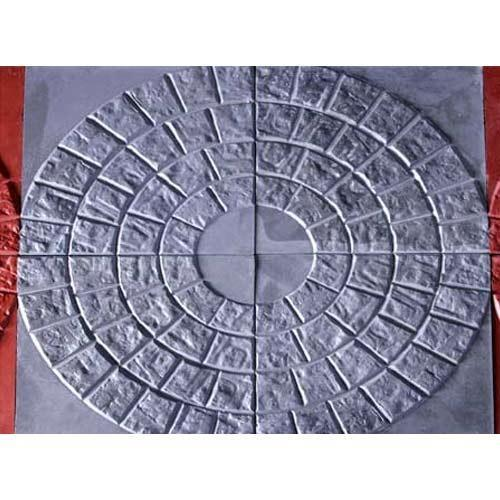 Paver Block Floor Tile