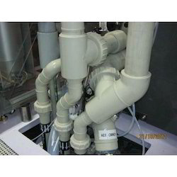PP H Short Loop Piping Services