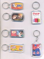 Acrylic Photo Key Chains