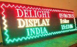 Running LED Sign Board