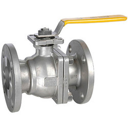 Flanged Pneumatic Valve