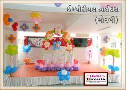 Birthday Parties Balloon Decoration