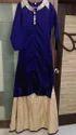 Kurti With Jute Skirt
