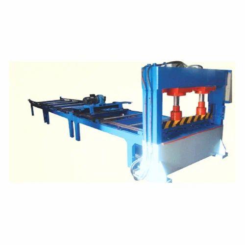 Hydraulic Metal Roof Sheet Crimping Machine