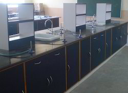 Science Laboratory Furniture - Modular Lab Furniture and Sink Table