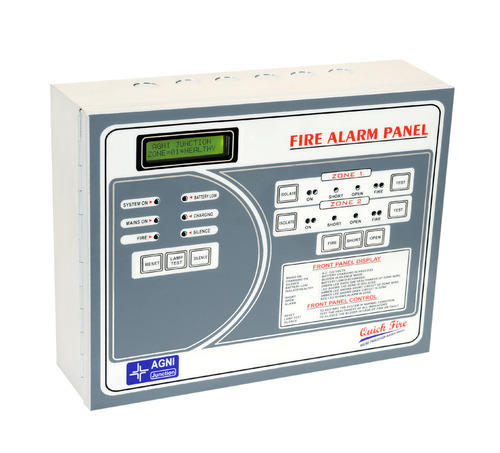 2 Zone Fire Alarm Systems