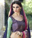 Multicolored Designer Bollywood Lehenga Choli