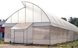 Fiable Naturally Ventilated Poly House