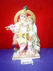 Radha Krishna Jugal Jodi Statue