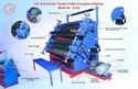 Dual Profile Corrugation Machine  With Steel Body